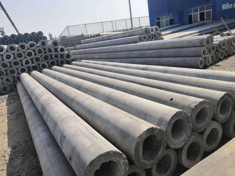 12米水泥电线杆规格参数