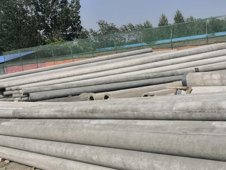 8米水泥电线杆规格参数