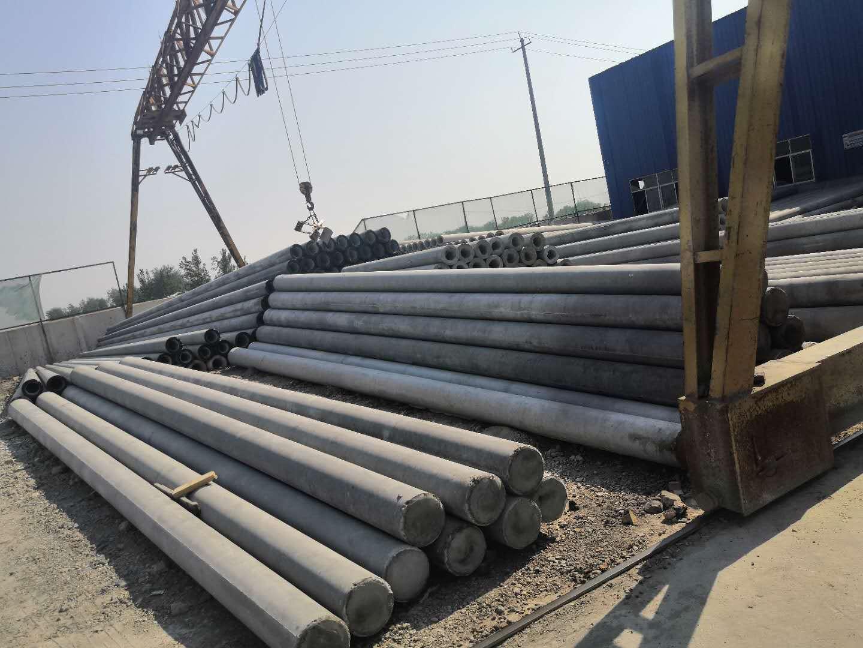 24米水泥电线杆规格参数
