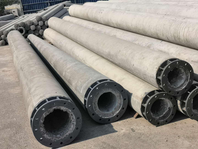 21米水泥电线杆规格参数