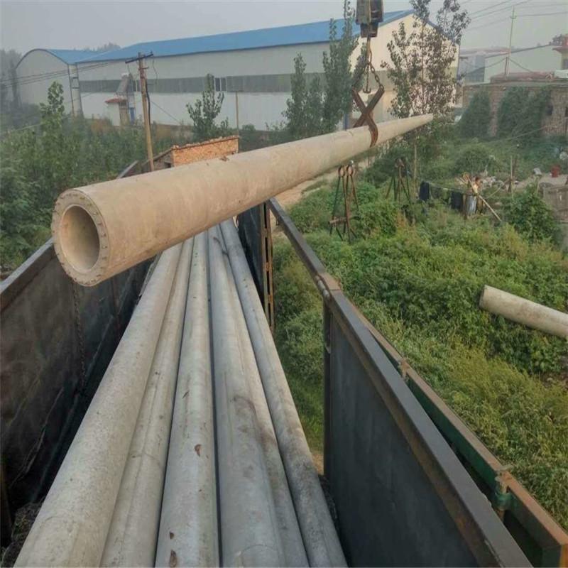 进行蒸汽养护对12米电线杆的重要性
