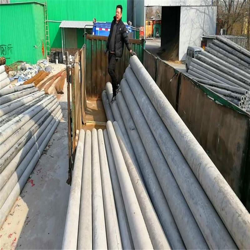 无拉线水泥电线杆正常施工步骤